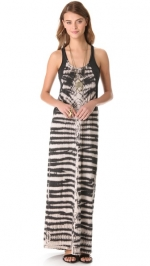Maxi tank dress by Raquel Allegra at Shopbop