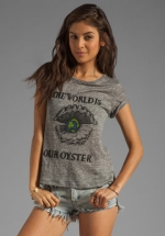 Mc Neal tee by Patterson J Kincaid at Revolve