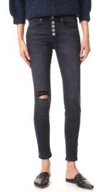 McGuire Denim Newton Skinny Jeans with Exposed Button Fly at Shopbop