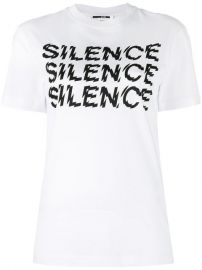 McQ Alexander McQueen Silence T-shirt  123 - Buy AW17 Online - Fast Global Delivery  Price at Farfetch