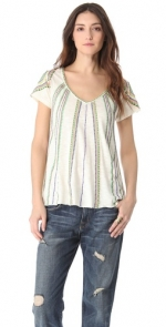 Meadow tee by Free People at Shopbop