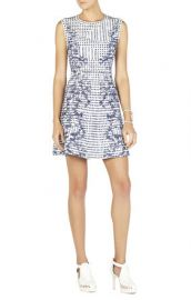 Melina dress at Bcbg