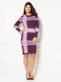 Melina sweater Dress  Eva Mendes Collection by New York & Company at NY&C