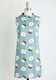 Meow Youre Talking Dress at ModCloth