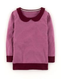 Merino Collared Sweater at Boden