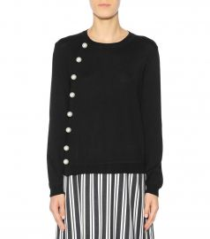 Merino wool sweater at Mytheresa