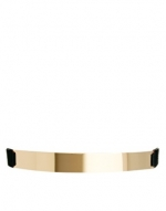 Metal plate belt like Zoes at Asos
