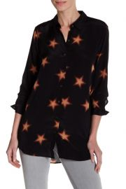 MiH Jeans Star Print Blouse at Nordstrom Rack
