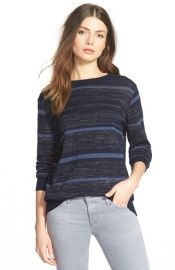 MiHJeans Stripe Sweater at Nordstrom