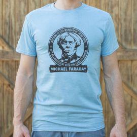 Michael Faraday Tee at 6 Dollar Shirts