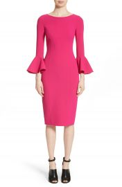 Michael Kors Bell Cuff Sheath Dress at Nordstrom