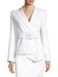 Michael Kors Collection - Double Crepe Jacket at Saks Fifth Avenue
