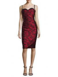 Michael Kors Collection - Silk Bustier Sheath Dress at Saks Fifth Avenue