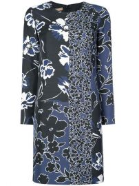 Michael Kors Collection Floral Print Dress at Farfetch