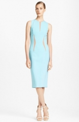 Michael Kors Pebble Crepe Dress at Nordstrom