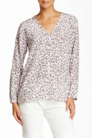 Michi Silk Blouse at Nordstrom Rack