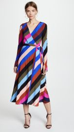 Midi Wrap Dress at Shopbop