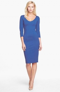 Midi Sheath dress by Felicity and Coco at Nordstrom