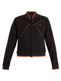 Midnight performance bomber jacket at Matches