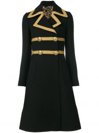 Military Coat by Dolce & Gabbana at Farfetch
