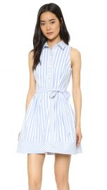 Milly Breton Stripe Shirtdress at Shopbop