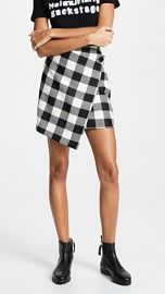 Milly Buffalo Wrap Skirt at Shopbop