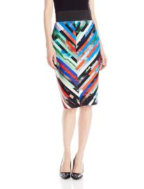 Milly Mirage Skirt at Amazon