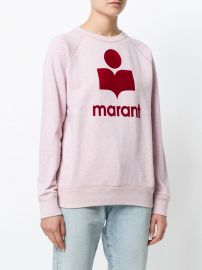 Milly sweatshirt by Isabel Marant Etoile at Farfetch