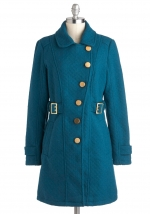 Mindy's coat at Modcloth at Modcloth