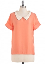Peachtree City Top at Modcloth