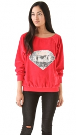 Mindy's sweater at Shopbop