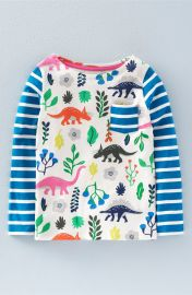 Mini Boden  Hotchpotch  Cotton Jersey Tee  Toddler Girls  Little Girls   Big Girls at Nordstrom