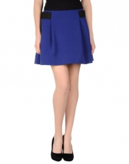 Mini skirt by Proenza Schouler at Yoox
