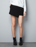 Mini skort from Zara at Zara