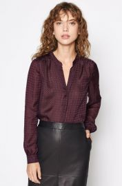 Mintee Blouse at Joie