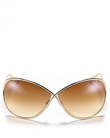 Miranda Sunglasses by Tom Ford at Bloomingdales