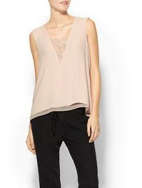Mishelle Top by Bcbgmaxazria at Piperlime