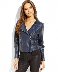 Miss Sixty Leather Jacket at Century 21