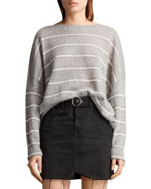 Misty Striped Sweater by All Saints at Bloomingdales