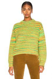 Mixed Sweater at Forward