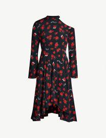 Mo&Co Rose Print Dress at Selfridges