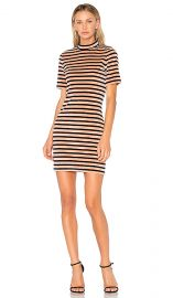 Mock Neck Dress by T by Alexander Wang at Revolve