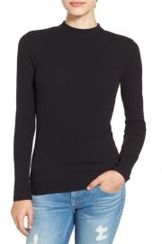 Mock neck top by BP at Nordstrom Rack