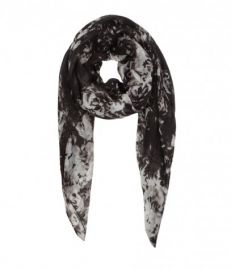 Mono Print Scarf at All Saints