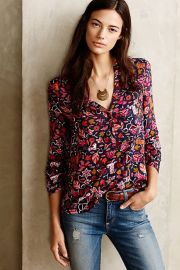 Moonflower Henley at Anthropologie
