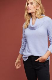 Moth Brenta Cowl Neck Pullover at Anthropologie