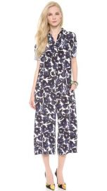 Mother of Pearl Floral Jumpsuit at Shopbop