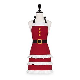 Mrs Claus Apron at Bed Bath & Beyond