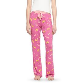 Munki Munki Pink Foxes Sleep Pants at Target