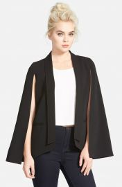 Mural Cape Blazer at Nordstrom